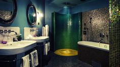 Living in a shoebox | Decadent hotel in the style of French Belle Époque