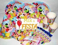 Veja nosso novo produto Kit Festa Minnie FRETE GRÁTIS! Se gostar, pode nos ajudar pinando-o em algum de seus painéis :)