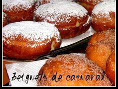 Beignets de Carnaval : la meilleure recette