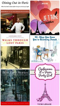 Looking for a memorable gift for that special person this Valentine's Day? Six authors present a list of six books that will please even the most discriminating bibliophile. http://blog.parisinsights.com/valentines-day-gift-suggestions/