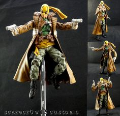 orson randall: iron fist custom by scarecrowstudios on DeviantArt