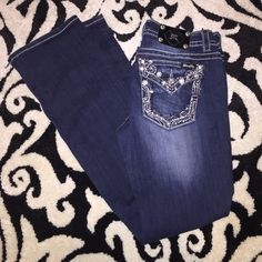 Spotted while shopping on Poshmark: Miss me bootcut jeans! #poshmark #fashion #shopping #style #Miss Me #Denim