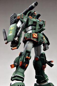 GUNDAM GUY: MG 1/100 FA-78-A Full Armor Gundam - Customized Build
