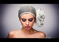 Portrait photo and lighting setup with Softbox, Octobox and Reflector by Piotr Kajda on strobox.com