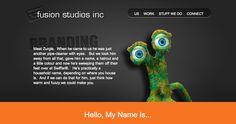 Logo Design, Branding and Corporate Identity - Fusion Studios Inc Logo Creation, Corporate Identity, Studios, Logo Design, Branding, Website, Logos, Brand Management, Logo