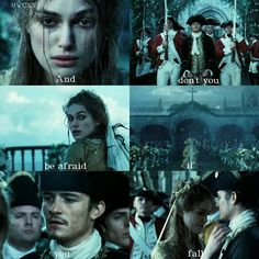 Will And Elizabeth, Elizabeth Swann, Movies Showing, Movies And Tv Shows, Funny Animal Jokes, Captain Jack Sparrow, Davy Jones, Pirate Life, Orlando Bloom