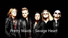 "Pretty Maids - ""Savage Heart"" (w/lyrics in description) Heavy Metal Bands, Maids, Consideration, Hard Rock, Savage, Music Videos, Purpose, Lyrics, Product Description"