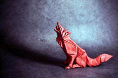 Incredible Origami Art By Spanish Artist Gonzalo Calvo