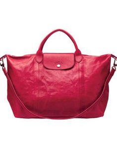 Four Girls, Four Cities: Longchamp