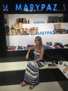 Vega Royo-Villanova nos visita en #ayala13marypaz - FLAGSHIP STORE
