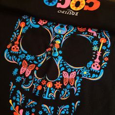 Pixar Employee 'Coco' Crew Shirt and Updated Logo for The Film?   Pixar Post