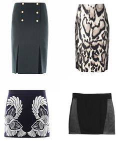 The Fall Skirt #fall2013 #skirts #pencilskirts