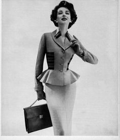 Унесенные ветром, или Рафинированная женственность 50-х - Ярмарка Мастеров - ручная работа, handmade