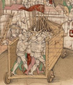 Diebold Schilling, Spiezer Chronik Bern · 1484/85 Mss.h.h.I.16  Folio 225