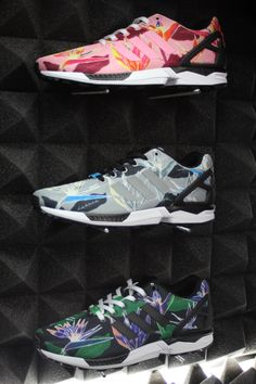 new concept 820f9 da55e adidas ZX Flux Preview - EU Kicks  Sneaker Magazine Shoes Nike Adidas, Pink  Adidas