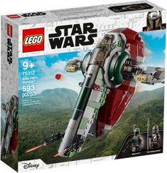 Lego Star Wars, Star Wars Set, Star Wars Boba Fett, Star Wars Minifigures, Lego Minifigure, Building Toys For Kids, Lego Building Sets, Millennium Falcon, Lego Sets