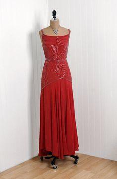 Dress  1930s  Timeless Vintage Vixen