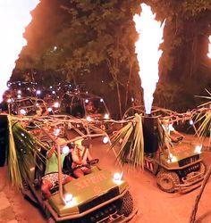Xplor Fuego Activities | activities in Riviera Maya, Xplor Mexico