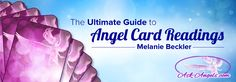 In this free guide you will learn everything you need to know to give an accurate angel card reading for yourself or for others! Click to learn more now!