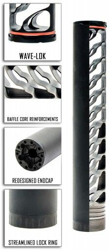 Liberty 9mm silencer the most versatile can on the market. It can handle anything from subsonic. 308 to supersonic. 556 all the way down to 22lr. www.libertycans.com