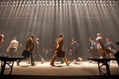 Kevin Tachman's Paris fashion week, NYTimes