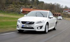 Another take on the latest edition of Volvo's experimental C30 Electric car