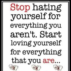 #StopHating