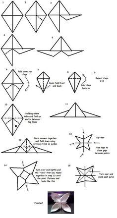 How to do easy origami howtomakeanorigamiflowerg suga my origami flower tutorial mightylinksfo