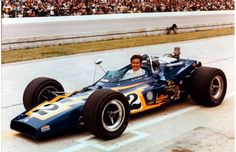 1970 Indy 500 winner: Al Unser  Starting Position: 1  Race Time: 3:12:37.040  Chassis/engine: P.J. Colt/Ford