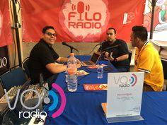 Sintoniza #LucesMicrofonosAcción en vivo desde la #FeriaIberoamericanaDelLibroOrizaba a través de http://www.univo.edu.mx/web/radio/ #SomosCultura #SomosVORadio #Orizaba