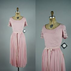 Princess Bubblegum | Vintage 60s Chiffon Party Dress | Vtg 1960s Fit Flare Play Dress | M/L by danevintage on Etsy https://www.etsy.com/listing/221645954/princess-bubblegum-vintage-60s-chiffon
