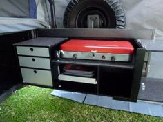 » CAMPER TRAILER KITCHENS » Drifta Camping & 4WD