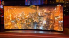 Samsung's 105-Inch Curved UHD TV Only Costs $120,000