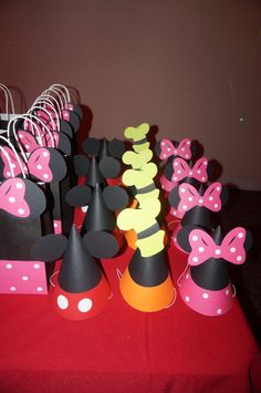 Gorros fiesta Mickey Mouse Clubhouse o bolsas por PerfectlyBoutique