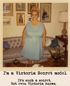 Inez modeling her latest creation showing what can be done with a king sized sheet. Vintage Family Photos, Vintage Pictures, Funny Pictures, Funny Quotes, Funny Memes, Hilarious, Vintage Magazine, Family Album, Past Life