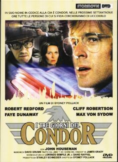 three days of the condor Premiered 24 September 1975