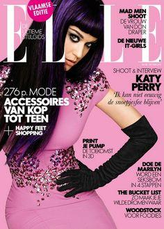 ELLE - Katy Perry
