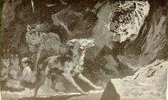 Illustration from the Jungle Book