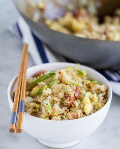 Você merece esse arroz gostoso pra começar a semana! | Resolvemos fazer um arroz que dispensa acompanhamentos!