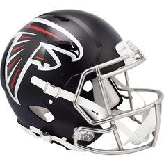 Nfl Football Helmets, Falcons Football, Football Fans, Atlanta Falcons Helmet, 32 Nfl Teams, Nfl Logo, Nfl Shop, Nfl Fans, National Football League