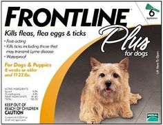 Be ready for a nasty summer of ticks and fleas:  Frontline Plus - 6 month supply - just about the best price you will find (I just checked and it is less than Costo and Target).  Col. Potter Cairn Rescue Network is dedicated to the rescue of Cairn Terriers (Toto dogs). Profits from the sale will help save more Cairns.  So protect your pets, save money and do a good deed!  (for 11-22 lbs.  $60 for 6 mos.)also available for larger breeds for slightly higher price at cairnrescue.com