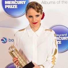 Yesterday at Mercury Prize 2014 #mercury