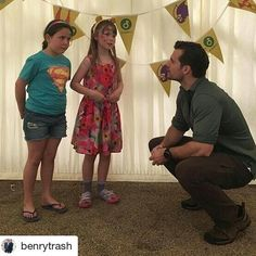 """165 Likes, 3 Comments - Henry Cavill and DC Comics fan (@leilani_cavill_dc) on Instagram: """"Henry with kids it's just amazing #Repost @benrytrash (@get_repost) ・・・ Henry with Supergirl and…"""""""