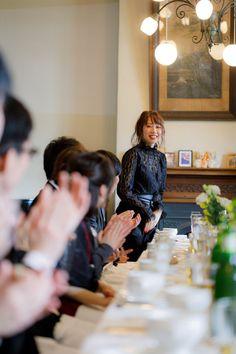 結婚披露宴自己紹介風景【結婚式のカメラマン】Goshi Photo!