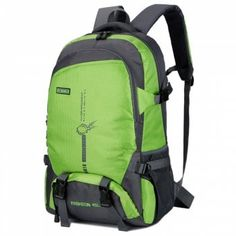 46743c7573df Large capacity backpack male travel bag computer bag backpack outdoor  Korean female travel bag (buy 1 get 2 free gifts) - intl