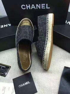 Chanel Espadrilles,lots of designs香奈儿渔夫鞋