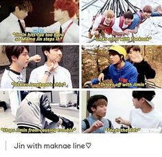 Love you Jin!!