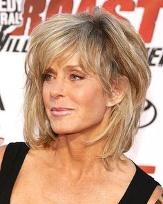 Farrah Fawcett's Hairstyles Farrah Fawcett's Hairstyles she's such a beauty and was always my hair inspiration - Unique Long Hairstyles Ideas Farrah Fawcett, Hairstyles Haircuts, Cool Hairstyles, Jane Fonda Hairstyles, Fresh Haircuts, Medium Shaggy Hairstyles, Hairstyle Images, Shaggy Haircuts, Modern Hairstyles