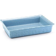 Paula Deen 9'' x 13'' Baking Dish  on my wish list in that lovely Robin's egg blue.