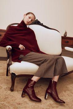 По горло: как носить водолазку в этом сезоне | Vogue Ukraine
